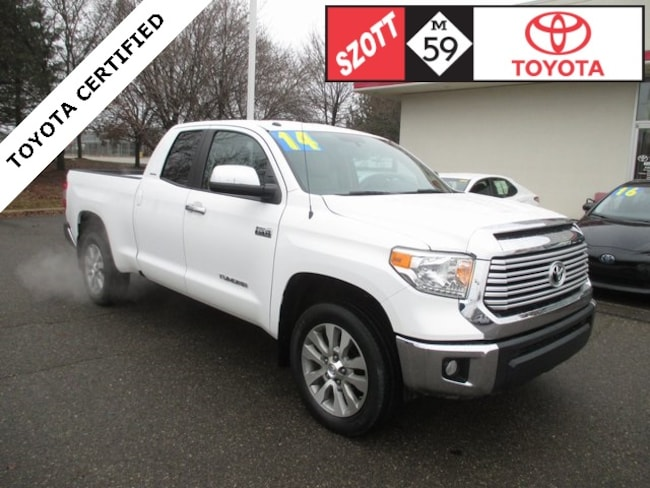 Used 2014 Toyota Tundra Limited Truck Double Cab in Waterford