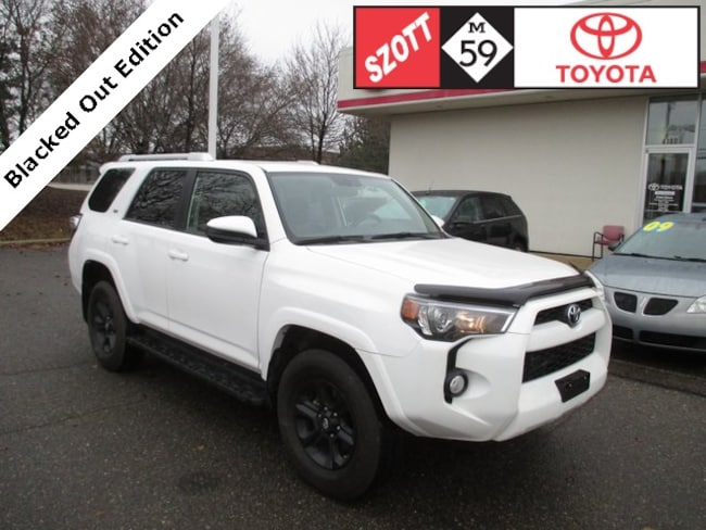 Used 2015 Toyota 4Runner SR5 SUV in Waterford