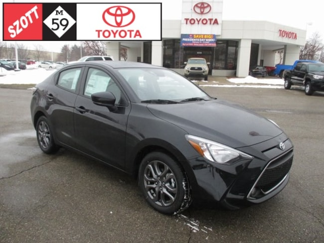 New 2019 Toyota Yaris Sedan Sedan in Waterford
