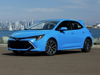 New 2019 Toyota Corolla Hatchback SE Hatchback for sale near Detroit