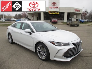 New 2019 Toyota Avalon Hybrid Limited Sedan for sale near Detroit