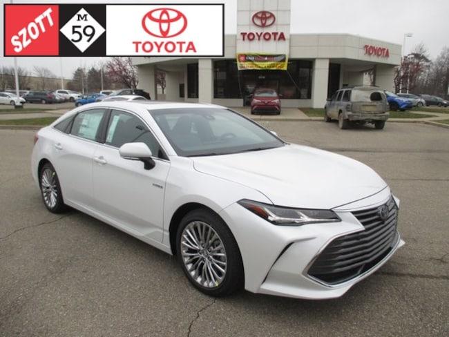 2019 Toyota Avalon Hybrid For Sale Or Lease Stock Ku006923