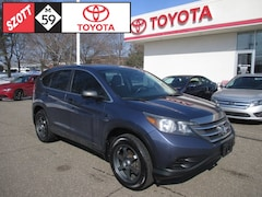 Used 2012 Honda CR-V LX SUV for sale in Waterford, MI