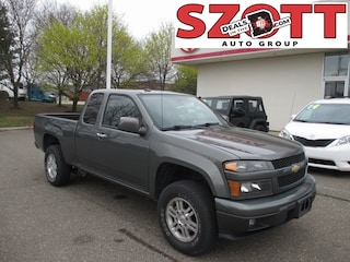 2011 Chevrolet Colorado 1LT Truck Extended Cab
