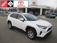 2019 Toyota RAV4 SUV for sale near Auburn Hills, MI