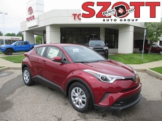 New 2019 Toyota C-HR LE SUV for sale near Detroit