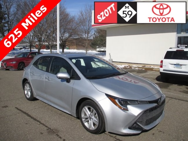 Used 2019 Toyota Corolla Hatchback SE Hatchback in Waterford