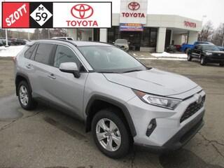 New 2019 Toyota RAV4 MP SUV for sale near Detroit
