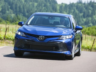 New 2019 Toyota Camry LE Sedan for sale near Detroit