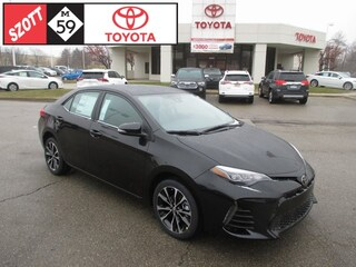 New 2019 Toyota Corolla SE Sedan for sale near Detroit