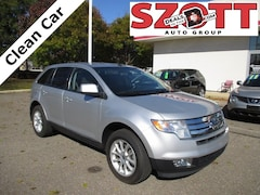 Used 2010 Ford Edge SEL SUV for sale in Waterford, MI
