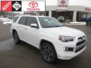 New 2019 Toyota 4Runner 4X4 SUV for sale near Detroit