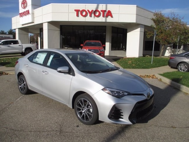 New 2017 Toyota Corolla 50th Anniversary Special Edition Sedan in Waterford