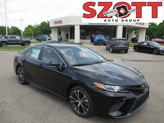 New 2019 Toyota Camry SE Sedan for sale near Detroit