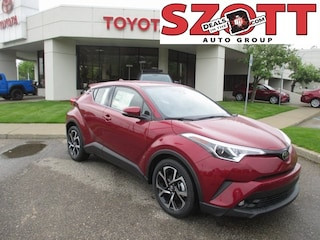 New 2019 Toyota C-HR Limited SUV for sale near Detroit