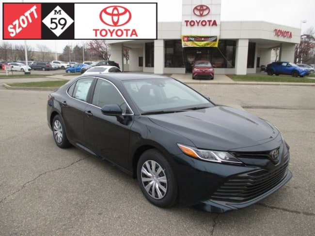 2019 Toyota Camry For Sale Or Lease Stock Ku720353 Waterford