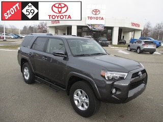 New 2019 Toyota 4Runner SR5 SUV for sale near Detroit