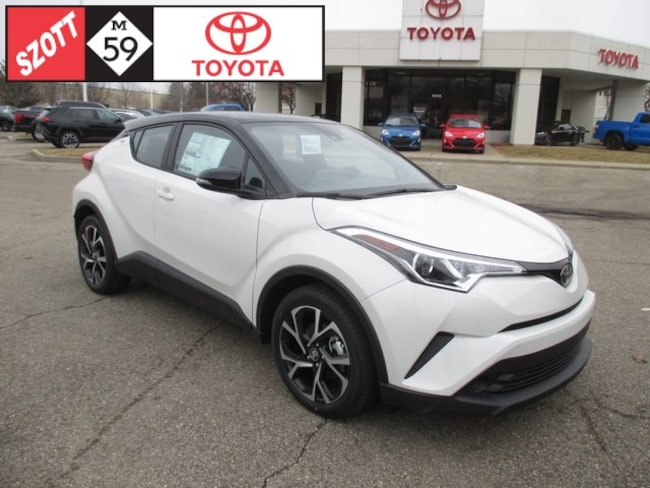 New 2019 Toyota C-HR XLE SUV in Waterford