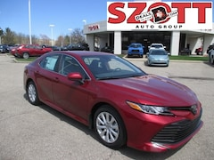 New 2019 Toyota Camry LE Sedan for sale in Waterford, MI