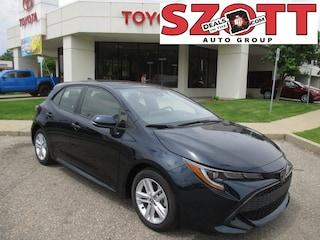 New 2019 Toyota Corolla Hatchback SE Hatchback for sale near Detroit