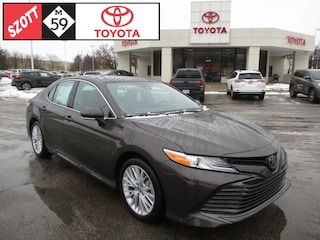 New 2019 Toyota Camry XLE Sedan for sale near Detroit