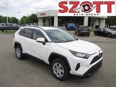 2019 Toyota RAV4 LE SUV for sale near Auburn Hills, MI