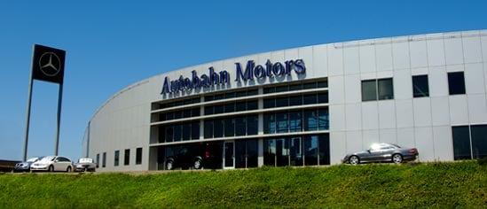 About Autobahn Motors Mercedes Benz Dealer In Belmont