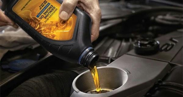 Mercedes-Benz Oil Change Service