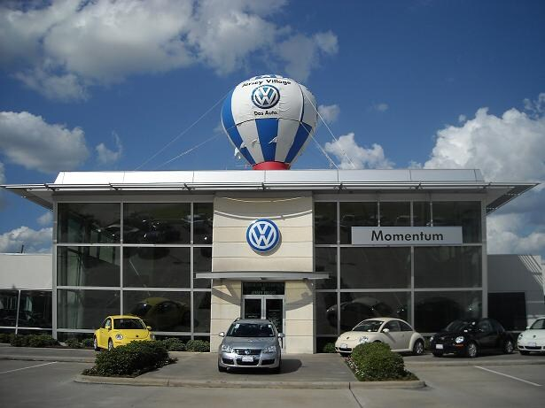 About Momentum Volkswagen Of Jersey Village Houston Vw Dealer