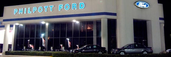 Visit Our Philpott Ford Dealership Serving Port Arthur, Texas Today!