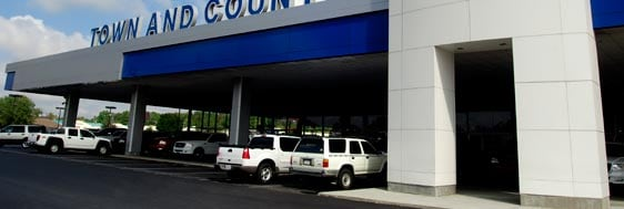 Ford Dealership Charlotte >> About Town Country Ford Ford Dealer Serving Charlotte Nc