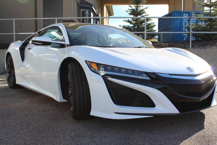2017 nsx the icon returns southview acura. Black Bedroom Furniture Sets. Home Design Ideas