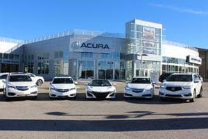 2017 Acura NSX front and center in lineup at Southview Acura