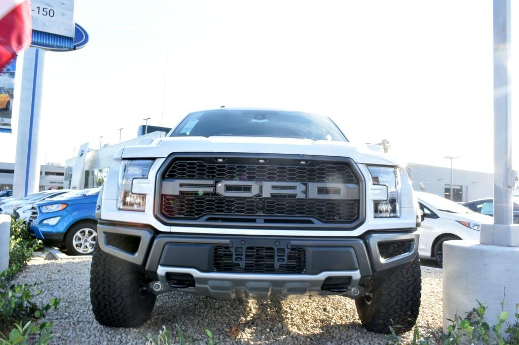 2018 Ford F-150 Raptor Image08
