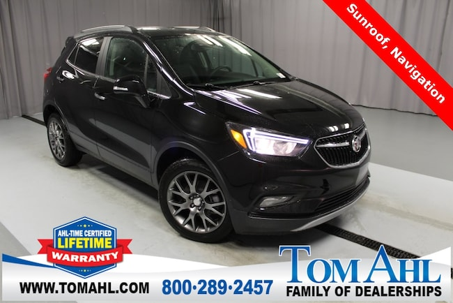 New 2019 Buick Encore Sport Touring SUV For Sale/Lease Lima, OH