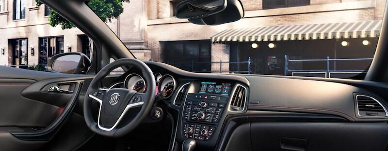 Buick Cascada interior