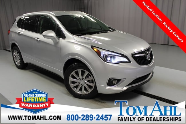 New 2019 Buick Envision Essence SUV For Sale/Lease Lima, OH