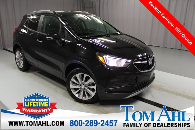 New 2019 Buick Encore Preferred SUV For Sale/Lease Lima, OH