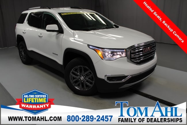 New 2019 GMC Acadia SLT-1 SUV For Sale/Lease Lima, OH