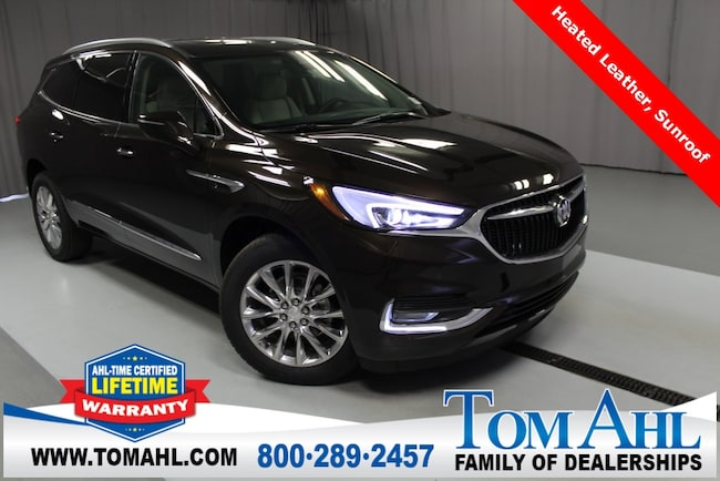 New 2018 Buick Enclave Premium SUV For Sale/Lease Lima, OH