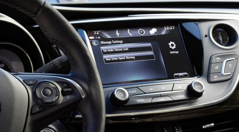 2019 Buick Envision technology