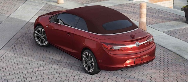 2018 Buick Cascada available in Lima OH