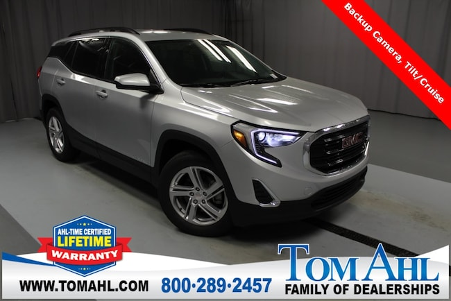 New 2019 GMC Terrain SLE SUV For Sale/Lease Lima, OH