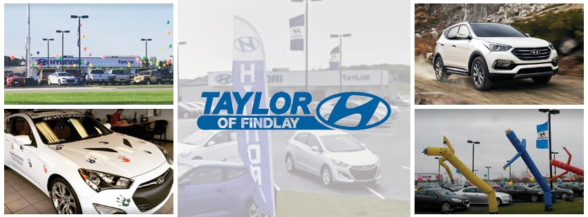 about Taylor Hyundai of Findlay