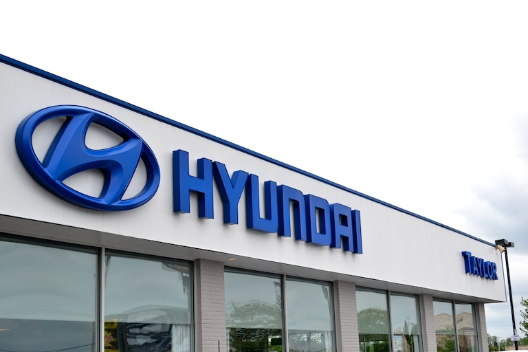 Car Dealerships Findlay Ohio >> New Used Hyundai Dealership In Findlay Oh Taylor