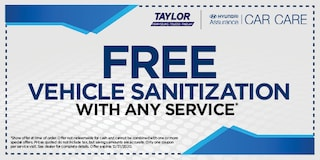 Free Vehicle Sanitization