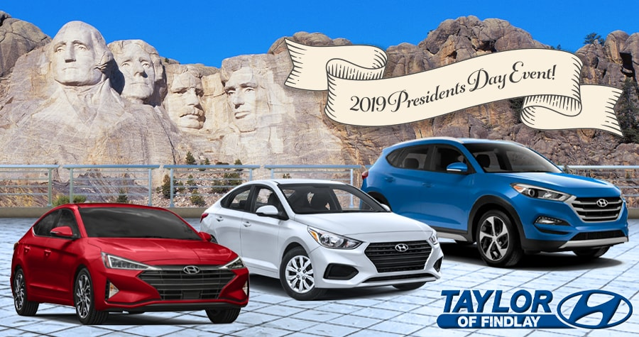 Hyundai Presidents Day specials near Upper Sandusky