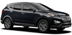 2016 Hyundai Santa Fe Sport Vs Ford Edge Fort Wayne Area Hyundai