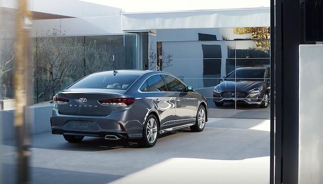 Tom Ahl Lima >> 2018 Hyundai Sonata Trims in Lima | Tom Ahl Hyundai