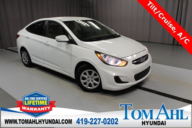 Pre-Owned 2014 Hyundai Accent GLS Sedan for sale in Lima, OH